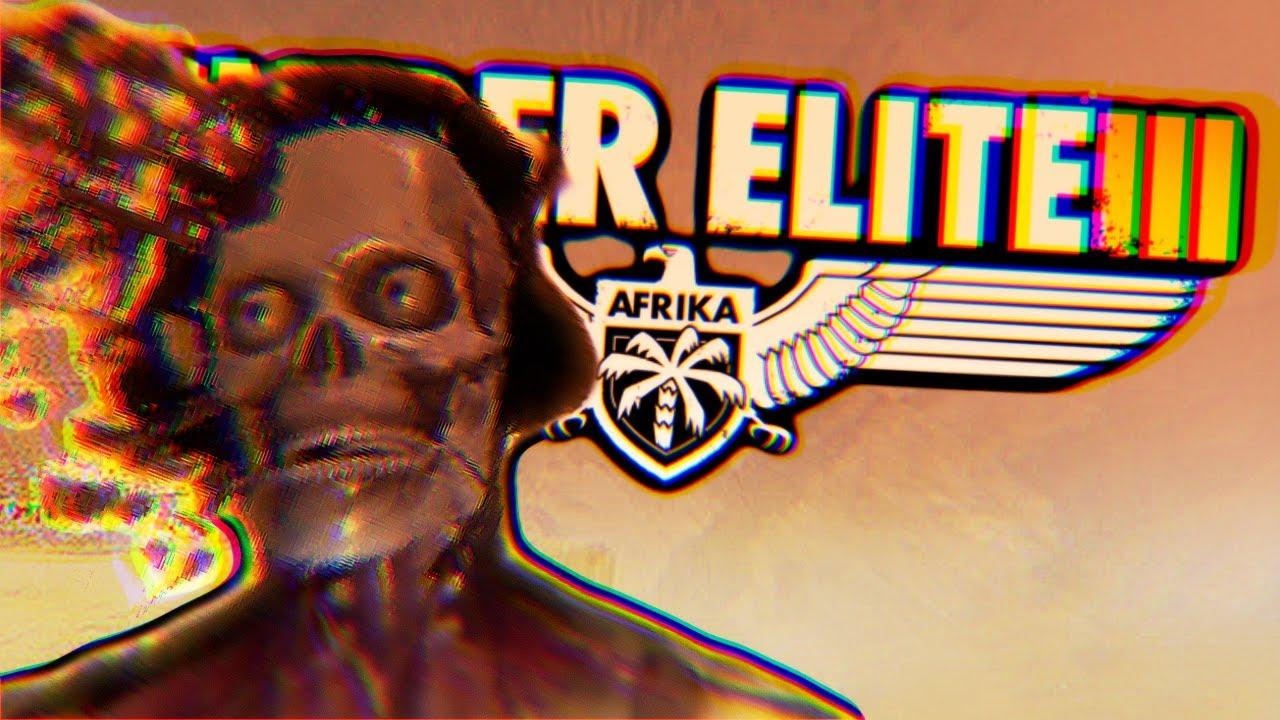 Sniper Elite 3 FUCKING SUCKS