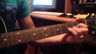 Урок гитары. КИНО - Пачка сигарет.Аккорды