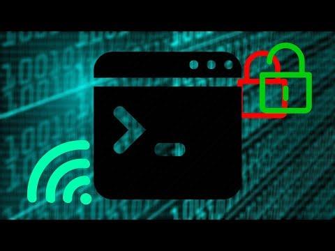 WİFİ Şifrəsini tapmaq | Show wifi password using cmd