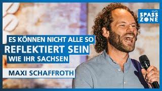 Maxi Schaffroth: Schwäbische Zwänge bei Olafs Klub