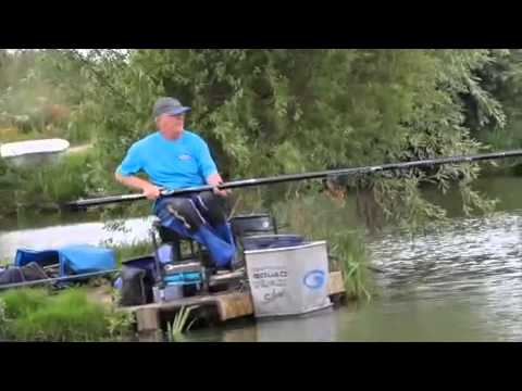Shallow Fishing With A Big Difference With Steve Cooke At Lindholme Lakes