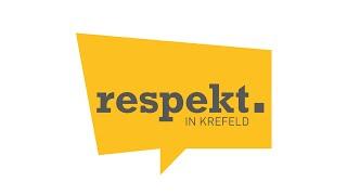 "Auftakt der Kampagne ""Respekt in Krefeld"