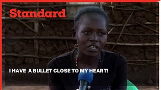 Former Student appeals for help to remove 2 bullets lodged in her chest