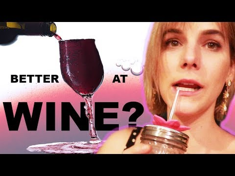 I Get Better At Red Wine | Devin But Better