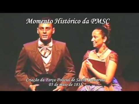 PMSC - Momento Histórico - Ano: 1835