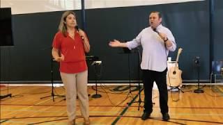 Siga Las Señales / Follow The Signs Part 1. Pastor Fikri & Margot Youssef