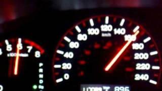 2004 honda accord 2.4 0-220 acceleration with air intake & headers