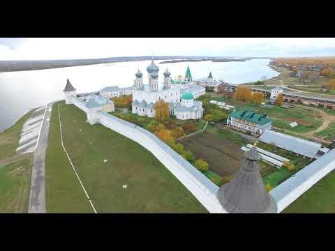 Макарьевский монастырь. Нижегородская область. Покров