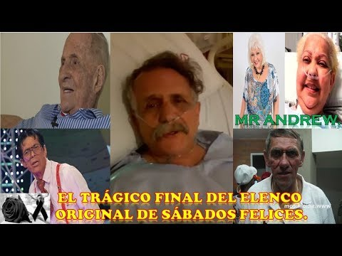 EL TRISTE FINAL DE LOS ACTORES DE SABADOS FELICES - MISTER ANDREW.