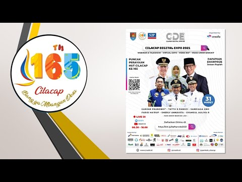 (REKAMAN ULANG) Cilacap Digital Expo 2021