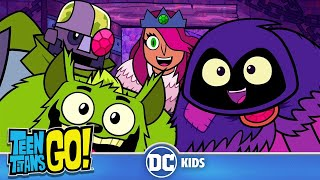 Teen Titans Go! | Dragons Fire! | DC Kids