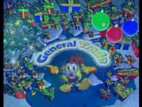 General Trade Natale 2002 - Spot - animazione 3d