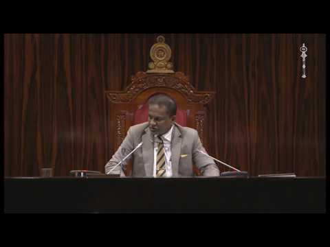 Parliament of Sri Lanka - 3 May 2017 Part 6