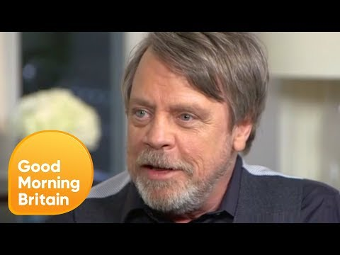 Star Wars: The Last Jedi - Mark Hamill Fondly Remembers Carrie Fisher | Good Morning Britain