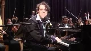 Chilly Gonzales - Supervillain - Live With Orchestra in Vienna Aug 2011