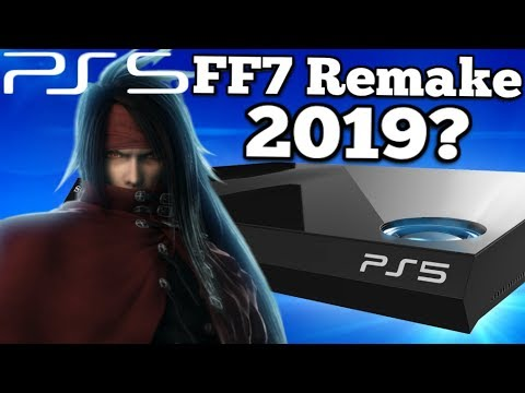 What is going on with the Final Fantasy VII remake? 2019 release on the PS5!?