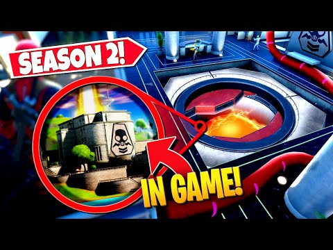 *NEW* FORTNITE SEASON 3 FINAL UPDATE! AGENCY CHANGES, DOOMSDAY UPDATE AND MORE! (Battle Royale)