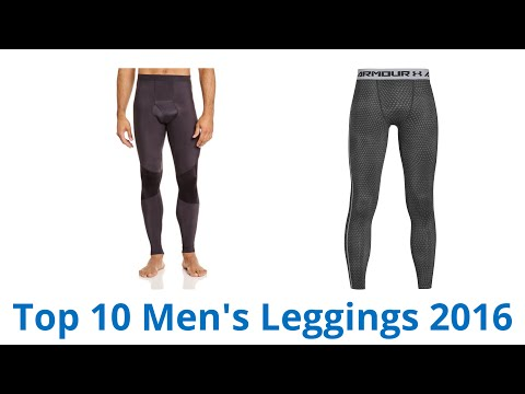 10 Best Men's Leggings 2016