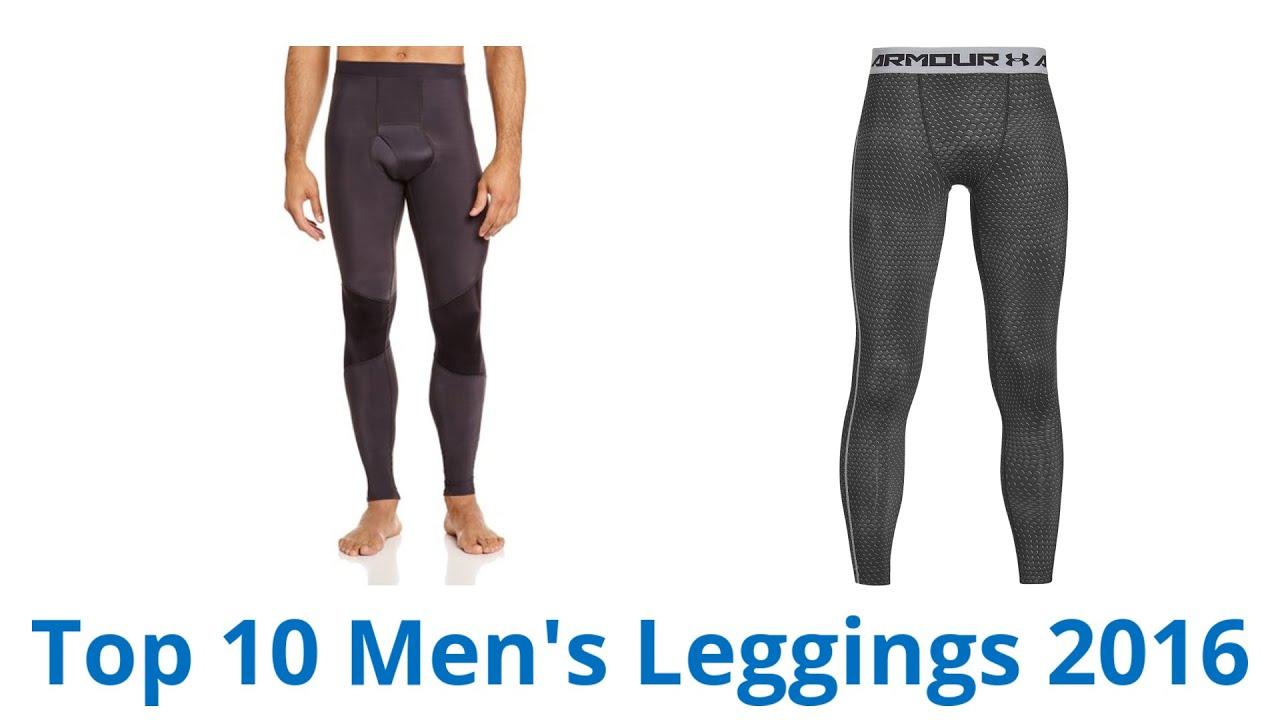 526fe46c33146 10 Best Men's Leggings 2016 - YouTube