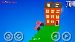 Jelly Truck (Level 11-20) Part 2 | Truck Games | Monster Truck Game For Kids | Kids TV Channel