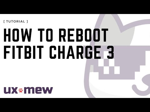 Solved: Charge 3 Factory Reset procedure? - Fitbit Community