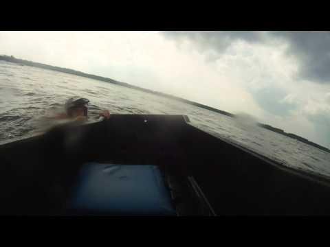 Greg's Otter Sled Ride