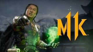 Mortal Kombat 11 - комбэк комбинации Шан Цзун 430+ DMG