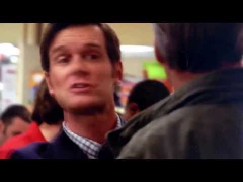 Adam Braverman Peter Krause punches a dude for messing with his son in the supermarket.