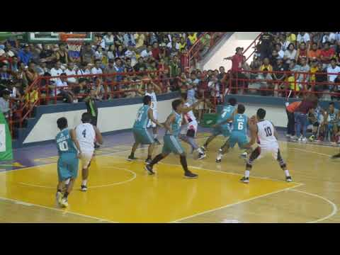 Championship game: Katbalaugan Warriors vs Borongan Transformers EVRAA 2018