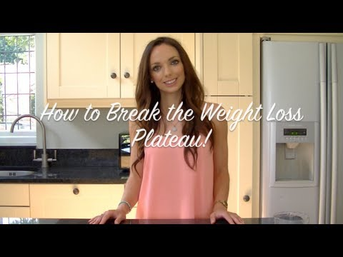 How to BREAK the Weight Loss Plateau & Lose Weight for Good | UK Dietitian Nichola Whitehead