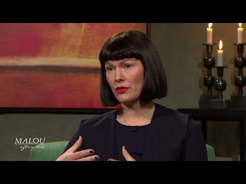 Cannabis har fått ny image i Sverige - Malou Efter tio (TV4)
