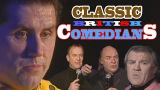 LAUGHS FROM THE PAST - CLASSIC BRITISH COMEDIANS