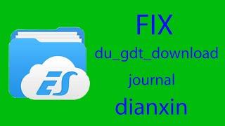 Download lagu Fix du gdt download journal dianxin MP3