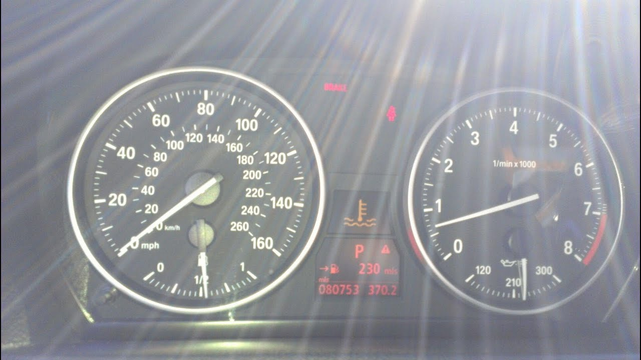 2007 Bmw 328i Coupe Overheating Issue Youtube