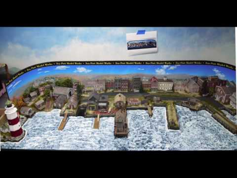 Sea Port Water