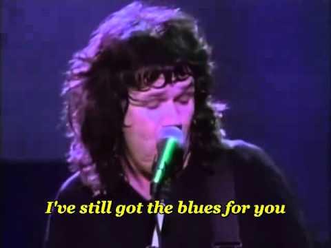 Gary Moore - Still Got The Blues ( Live At Hammersmith ) - with lyrics