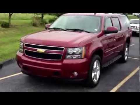 2007 chevrolet suburban 4x4 lt 1500 for sale marshall ford in o 39 fallon mo youtube. Black Bedroom Furniture Sets. Home Design Ideas