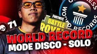 WORLD RECORD SUR LE MODE DISCO | SOLO 71 KILLS