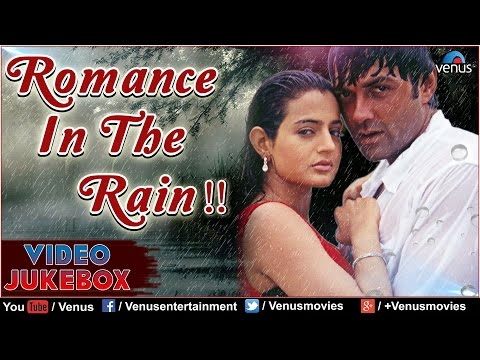 Romance In The Rain : Hot Bollywood Songs || Video Jukebox thumbnail