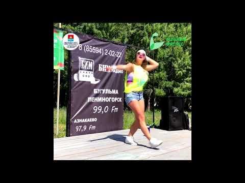 Зеленый фитнес - Бугульма (Выпуск 8.07.2018)