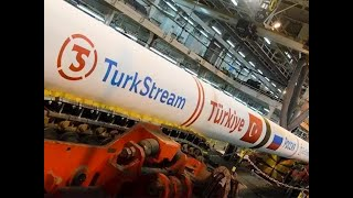 Эрдоган назвал дату запуска «Турецкого потока»