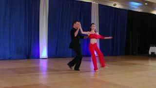 Felicia Li & Gary McIntyre - Summer Hummer 2019 - Pro/Am Routine - 1st Place