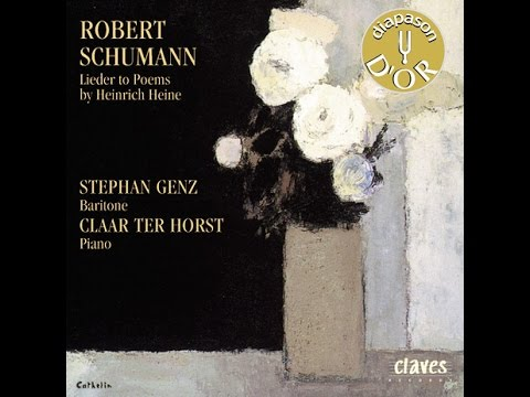 R. Schumann: Lieder to Poems by Heinrich Heine - Stephan Gen