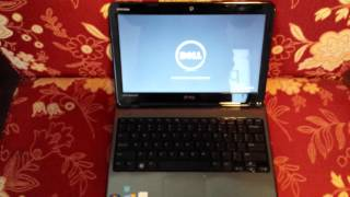 Dell 11z fast Booting time with the SSD hard drive