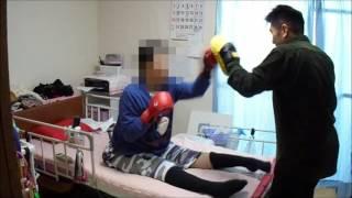 2014年11月に撮った動画です。 ギランバレー症候群と白血病の難病を患い...