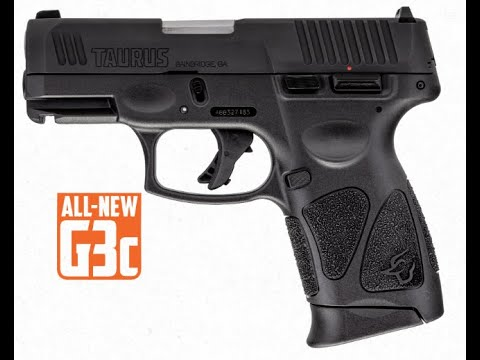 """Gun Holster Shoulder FITS NEW TAURUS G3c COMPACT 9MM 3.2/"""" BARREL O"""