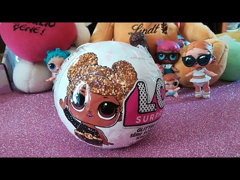 Lol surprise glitter serie... Ultimo unboxing..