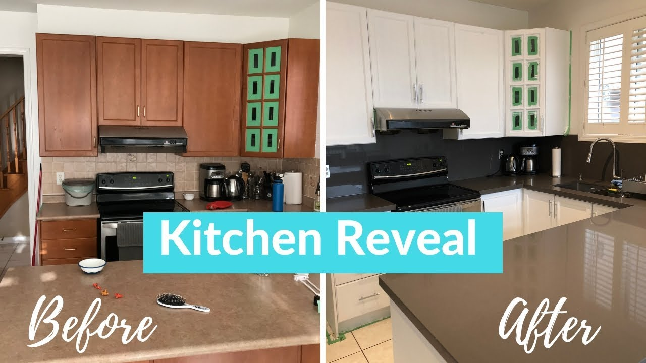 Kitchen tour new kitchen renovation reveal before and after