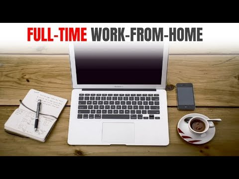 3 Full-Time Work-From-Home Jobs Hiring Now for April 2019