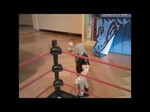 WWE/WWF Triple H Action Figure Entrance